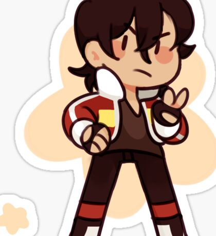 Voltron - Keith Sticker