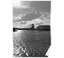 Port Photograph Poster