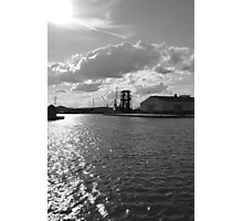 Port Photograph Photographic Print