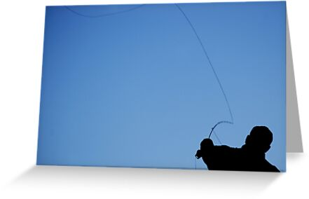 Flyfishing by Laurie Minor