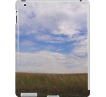 A beautiful view today iPad Case/Skin