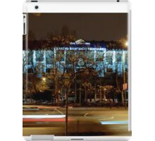 Santiago Bernabeu Stadium  iPad Case/Skin