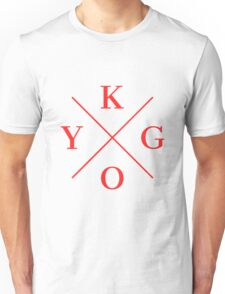 Kygo Red Unisex T-Shirt
