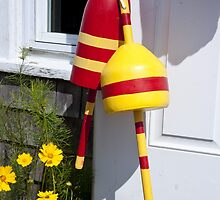 Buoys By The Door by phil decocco