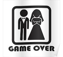 Game Over Marriage Poster
