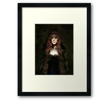 Lilith - The Spark of Life Framed Print