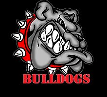 Bulldogs Logo by HellaRadRaccoon