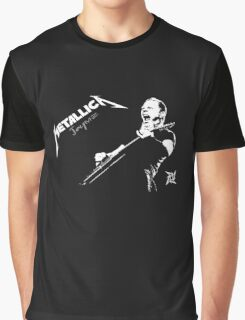 Metallica Limited Graphic T-Shirt