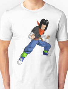 Android 17 - Dragon Ball Z Unisex T-Shirt