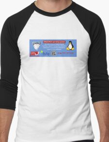 GPL Men's Baseball ¾ T-Shirt