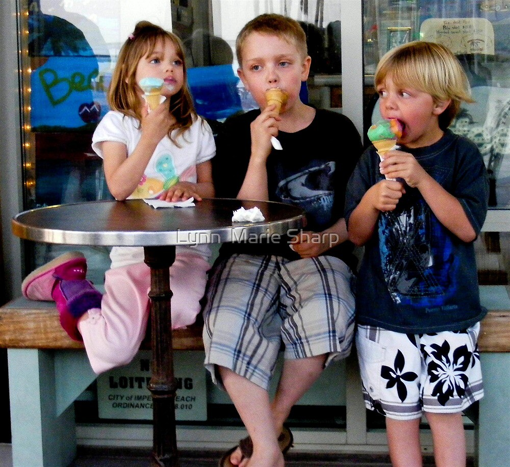Ice Cream Dreams by Marie Sharp