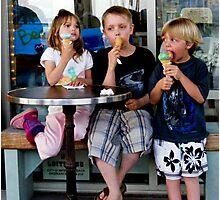 Ice Cream Dreams Photographic Print