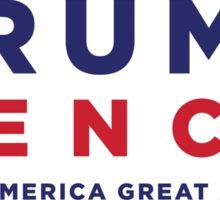 Trump Pence 2016 – Sticker Sticker