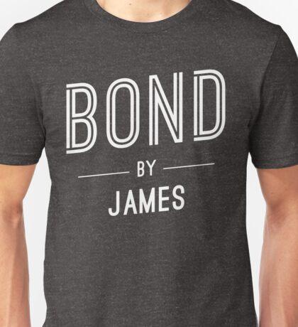 BOND by JAMES Unisex T-Shirt