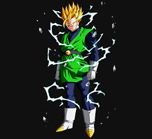 Gohan as Super Saiyan 2 (Great Saiyaman Outfit) - Dragon Ball Z Unisex T-Shirt