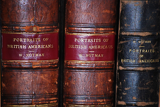 19th Century Books/Notman/Photography by Laurie Minor