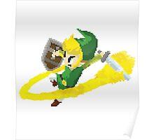 Pixel Link Poster