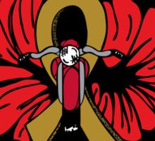 Koa Endurance Riders Logo Black Fill Sticker