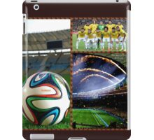 2014 Fifa World Cup Brazil iPad Case/Skin