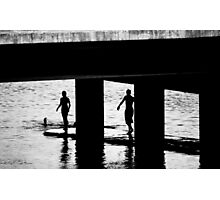 """The Swimmers"" Photographic Print"