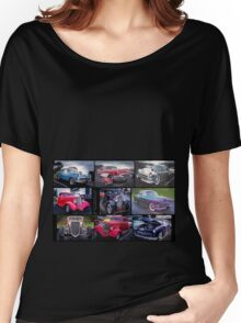 Vintage & Classic Cars Women's Relaxed Fit T-Shirt