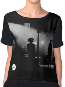 the exorcist Chiffon Top