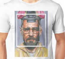 Oil Painting of Heisenberg Unisex T-Shirt