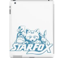 Star Fox Zero for Wii U iPad Case/Skin