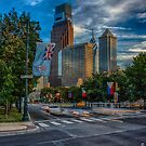 Benjamin Franklin Parkway by anorth7