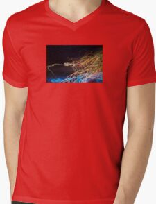10:42 Mens V-Neck T-Shirt