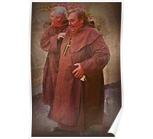 French Friars Poster