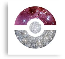 PokéSpace Canvas Print