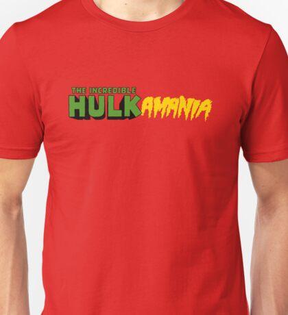 The Incredible Hulkamania Unisex T-Shirt