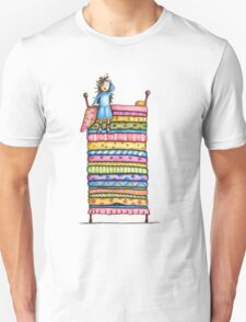 Princess and the Pea Unisex T-Shirt