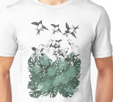 Bird's Jungle Unisex T-Shirt