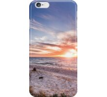 Semaphore Beach, Adelaide South Australia iPhone Case/Skin