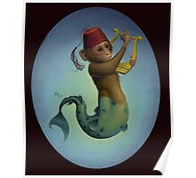 FIJI MERMERMAID Poster