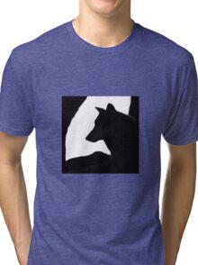 Patient As A Wolf Tri-blend T-Shirt