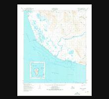 USGS TOPO Map Alaska AK Nome C-3 358067 1950 63360 Unisex T-Shirt