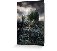 Ancient Stone Greeting Card
