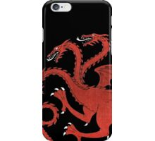 TARGARYEN TEE iPhone Case/Skin