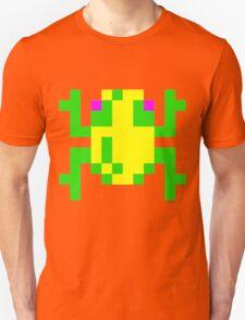 Frogger  Classic Arcade Game 80s Unisex T-Shirt