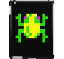 Frogger  Classic Arcade Game 80s iPad Case/Skin