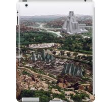 The Future Past of Hampi iPad Case/Skin
