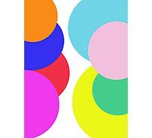 A Little Bubble Colour Photographic Print