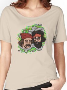 Double Stoner Women's Relaxed Fit T-Shirt