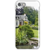 Sitting at One with Nature iPhone Case/Skin