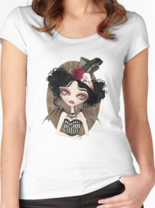 Countess Nocturne Women's Fitted Scoop T-Shirt