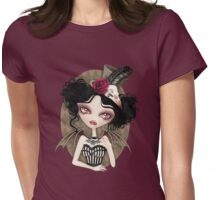 Countess Nocturne Womens Fitted T-Shirt