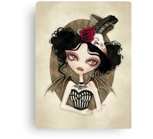 Countess Nocturne Canvas Print